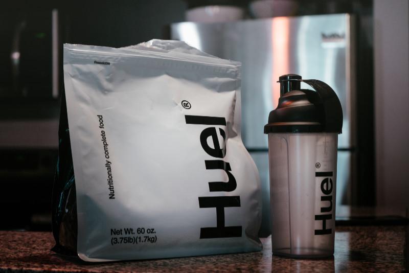 Proteinpukver-shake